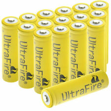 16Pcs 3.7V 9800mAh High Capacity Rechargeable Li-ion Battery Lot US Stock