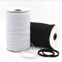 90 metri elastico da 5 mm per cucire, bucato elastico in corda elastica