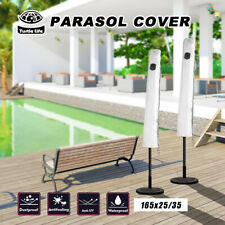 Outdoor Garden Umbrella Cover Garden Patio Protective Cantilever Parasol