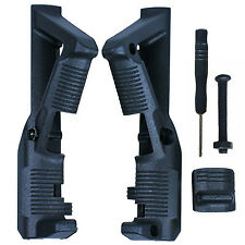 Tactical Angled Foregrip Hand Guard Front Grip for Picatinny Rail  #