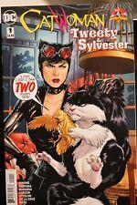 CATWOMAN/TWEETY & SYLVESTER #1  DC COMICS (2018)