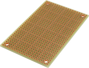 PadBoard - Size 1, Double Sided w/ Plated Holes P-PC-PAD1