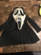Easter Unlimited Halloween Scream Mask with Hood Ghostface Glows