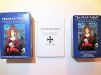 Templar Tarot - Out of Print - Rare Collectible