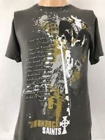 VINTAGE BOONDOCK SAINTS T Shirt t-shirt movie Norman Reedus Size M MENS Movie