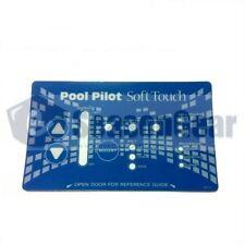 AutoPilot LBP0154 ST-220 Label, for Pool Pilot Soft Touch Front Cover, 18259