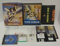 Flight Commander 2 1995 BIG BOX IBM PC + Compatibles Game Avalon Hill Complete