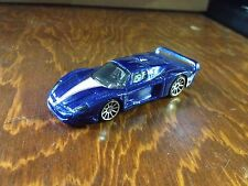 Hot Wheels MASERATI MC12 Mystery Car 2007 Luxury Import Performance MINT LOOSE