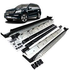 Trittbretter Seitenbretter Schweller Set  Mercedes X164 GL Bj. 06-12 Aluminium