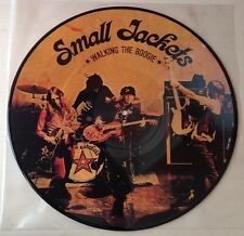 SMALL JACKETS / WALKING THE BOOGIE - LP PICTURE (printed in Italy 2006)