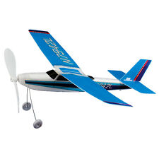 Childrens Rubber Band Plane Aeroplane Model Toy Christams Stocking Filler 10476