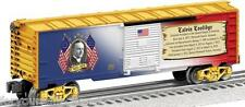 Lionel Calvin Coolidge Boxcar # 6-25932 MADE IN USA PRESIDENTIAL BOXCAR