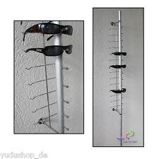 Alluminio Brillenwandhalter Porta Occhiali Espositore per 14 Colonna 161cm