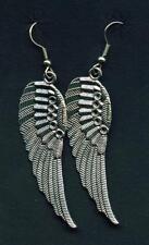 Ohrhänger Earrings  Ohrringe Feder Indianer Western Indianerschmuck Feather