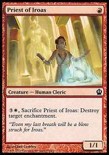 MTG 4x PRIEST OF IROAS - SACERDOTESSA DI IROAS - THS - MAGIC