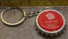 Team GB Great Britain Olympic Bottle Opener Keychain