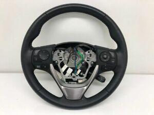 Toyota RAV 4 (XA40) 2018 Steering wheel GS13115960 NBI679