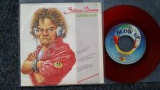 "Silicon Dream-Ludwig Fun 7"" single Red VINILE"