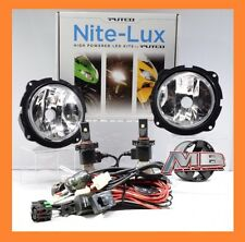 For 2007-2012 Ford Escape Fog Lights Clear Lamp Putco H16 LED Wiring Harness