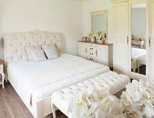 Luxus Polsterbett Landhaus ♥ Romantik PUR ♥ Shabby Chic ♥ Liegefläche 180x200cm