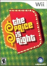 The Price is Right (Nintendo Wii, 2008) LN & MANUAL FREE SHIPPING