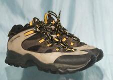 Nice Beige & Black SALOMON X-HIKING Trail Hiking Shoes Sz US 8 UK 7.5 EUR 41 1/3
