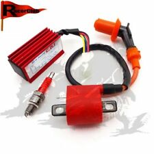 Bobina accensione Le candele 5 Pin CDI Per XR50 CRF50 Dirt 70 90 110 125cc ATV