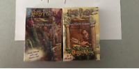 x2 Harry Potter Trading Card Game Two Player Starter Set- Diagon Alley + 2001
