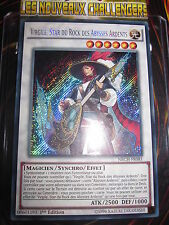 YU-GI-OH! STR VIRGILE STAR DU ROCK DES ABYSSES ARDENTS NECH-FR085 NEUF EDITION 1