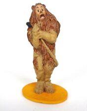 Vintage Wizard of Oz Franklin MintCowardly LionFigurine