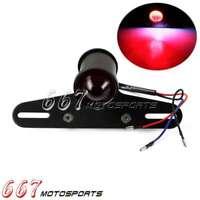 Motorcycle LED Rear Tail Brake Integrated Lights Lamp For Harley Bobber Chopper