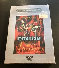 Cirque du Soleil - Dralion (Superbit Collection)-DVD-Factory Sealed NEW