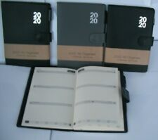 2020 Diary A5 Week to View Premium Organiser With A-Z Address Index And Pen