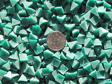 Plastic Tumbling Polishing Media 2 Lb. 1/4 X 1/4 X 1/4 Pyramid - V – Pre-plate