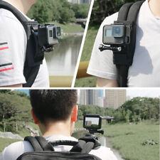 Strap Shoulder Mount Backpack Holder For GoPro Hero For Xiaomi SJ Action Camera