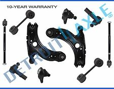 Brand New 10pc Complete Front Suspension Kit for Volkswagen VW Beetle Golf Jetta