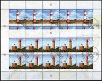 Bund Zehnerbogen MiNr. 2942-43 Ersttagssonderstempel Bonn (Q685