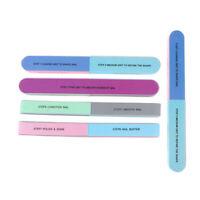 5x Polishing Sanding Tools Set for Model Making Polishing Burnishing Sticks