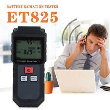 ET825 Strahlung Tester Welle Strahlung Detektor EMF Meter Tragbare Praktische Uv