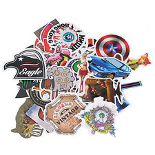 50pcs /lot Sticker Bomb Decal Vinyl Roll Car Skate Skateboard Laptop Luggage