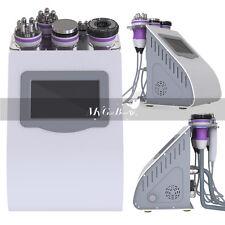 Vacuum Ultrasonic Cavitation 5IN1 Radio Frequency RF Body Slimming Machine Spa M