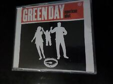 CD SINGLE - PROMO - GREEN DAY - AMERICAN IDIOT - 1 TRACK