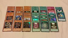 Yugioh Rafael Deck 42 Cards Guardian Grarl Dreadscythe Kay'est Free Booster Pack