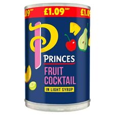 Princes Fruit Cocktail in Light Syrup 410g x 6 260045