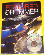 The Featured Drummer 2005 Songbook Plus 2 Play Along CDs! Nice See!