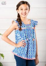 NEW tween Girls MATILDA JANE Adventure Begins Hula Hoop Top Size 14 NWT