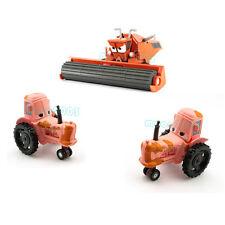 Disney Pixar Cars Frank Harvester & 2 Tractor Heifer Diecast Cars Set Toys Gift