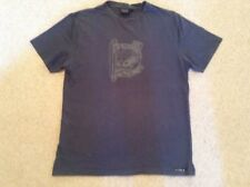 Gul Camiseta de surf azul (L)