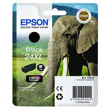 Genuine Epson 24XL T2431 Black Ink Cartridge for XP-750 XP-760 XP-850 XP-950