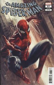 AMAZING SPIDER-MAN #57 MASTRAZZO VARIANT VF/NM 2021 MARVEL COMICS HOHC